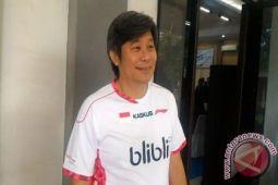 Asian Games - pelatih ganda putra: