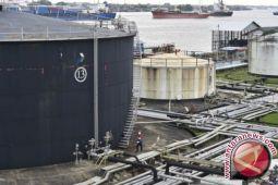 Harga minyak dunia menetap lebih rendah