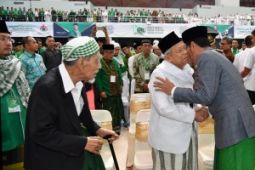 Presiden: fungsi parpol bukan hanya rekrutmen politik