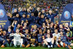 PSG kembali juarai piala Liga Prancis