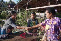 Kunjungan mama-mama Papua bantu promosikan wisata Poso.