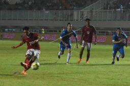 Indonesia tahan imbang Uzbekistan 0-0 Anniversary Cup