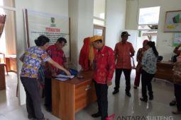 Wali Kota Palu sidak pegawai bolos