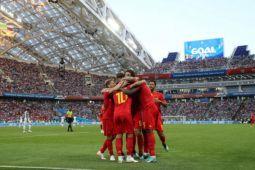 Piala Dunia 2018 - Belgia kalahkan Panama 3-0