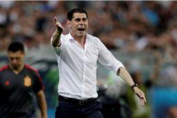 Piala Dunia - Hierro bangga Spanyol tetap kuat setelah diterpa masalah