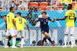 Piala Dunia 2018 - Jepang ungguli Kolombia 2-1