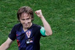 Piala Dunia 2018 -  Modric ingin wujudkan mimpi leihi prestasi Kroasia 1998