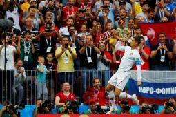 Piala Dunia 2018 - gol Ronaldo bawa Portugal menang 1-0 atas Maroko