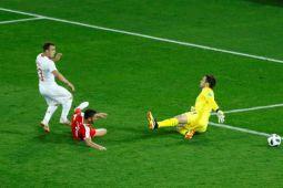 Piala Dunia 2018 - Berkat gol Shaqiri, Swiss menang 2-1 atas Serbia