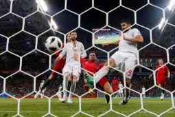 Piala Dunia 2018 - Hasil Grup B: Spanyol -Portugal 3-3