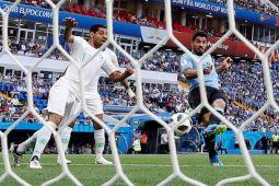 Piala DUnia 2018 - Uruguay lolos ke 16 besar