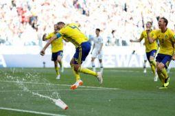 Piala Dunia 2018 - Swedia tundukan Korsel 1-0