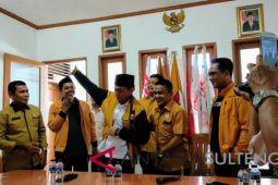 Mantan ketua KPU Palu daftar caleg DPRD Sulteng
