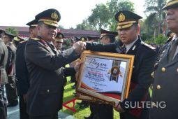 Polda Sulteng gelar perayaan hari Bhayangkara ke-72