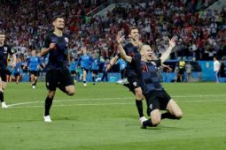 Piala Dunia 2018 - Kroasia taklukkan Rusia lewat adu penalti dengan skor 4-3