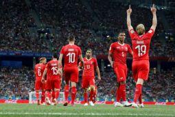 Swiss lakukan empat perubahan untuk hadapi Swedia