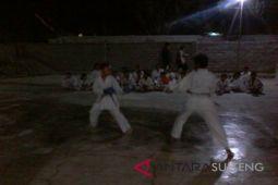 Kejuaraan karate piala Dandim 1306/Donggala pertandingkan enam kelas