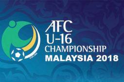 Hasil dan klasemen sementara Piala Asia U-16