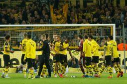 Dortmund puncaki klasemen Liga Jerman setelah tundukkan Frankfurt