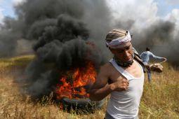 Pasukan Israel bunuh pengunjuk rasa Palestina