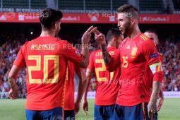 Spanyol lumat kroasia enam gol tanpa balas
