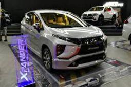 Mitsubishi umumkan tiga Xpander baru di GIIAS Surabaya