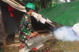 Satgas kesehatan TNI AL teliti air tanah pascabencana