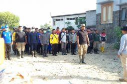 Relawan Parigi Moutong lanjutkan pembangunan huntara di Petobo dan Balaroa