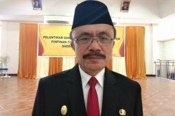 Bupati Poso lantik Yan Edwar Guluda sebagai Sekda