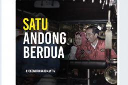 #Jokowiirianaromantis jadi trending topic no 1*