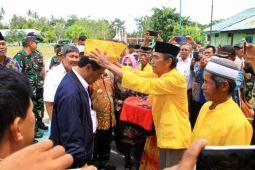 Mentan janji cetak 100 hektare sawah baru di Parimo