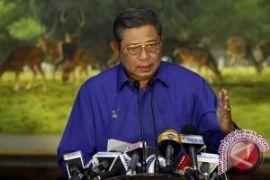 SBY: belum saatnya bicara tentang capres