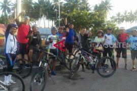 Wabub Parimo ajak warganya bersepeda untuk kesehatan