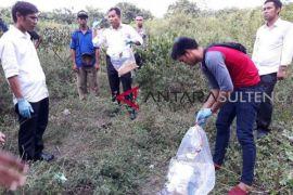 Warga Mamboro temukan mayat bayi di semak-semak