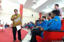 Menperin dorong mahasiswa Sulteng berwirausaha