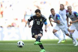 Piala Dunia 2018 - Argentina vs Islandia 1-1