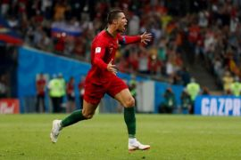 Piala Dunia 2018 - Ronaldo bawa Portugal imbangi Spanyol 3-3