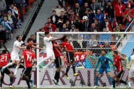Piala Dunia 2018 - Uruguay kalahkan Mesir 1-0