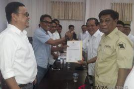 Gerindra daftarkan 45 bacaleg DPRD tingkat Provinsi Sulteng