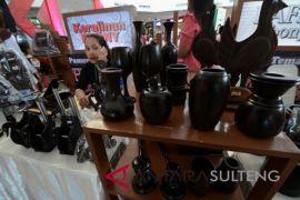 Pameran tematik produk kerajinan Sulawesi Tengah