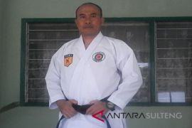 Perguruan Pordibya Sulteng selenggarakan kejuaraan karate