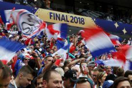 Piala Dunia 2018 - Prancis tundukkan Kroasia untuk juarai piala dunia