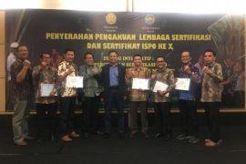 PT. Cipta Agro Nusantara Morowali Utara raih ISPO