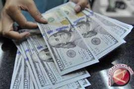 Dolar AS  melemah terhadap mata uang