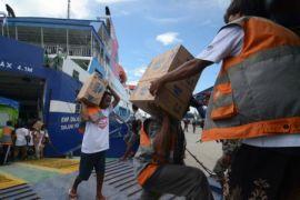 ACT datangkan 1.000 ton bantuan untuk pengungsi bencana Sulteng