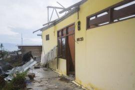 Bantuan renovasi rumah korban gempa