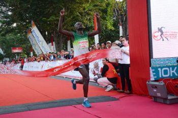 Juara Central Celebes Marathon