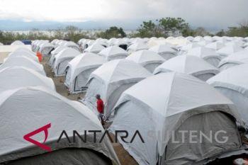 Hunian terpadu para korban gempa