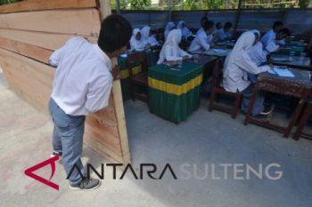 Aktivitas sekolah berangsur pulih pascagempa