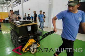 Korban penembakan KKB Nduga Papua tiba di Palu